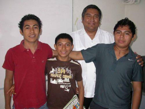 Cancun friends