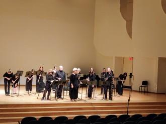 Sliver Wind Flute Choir